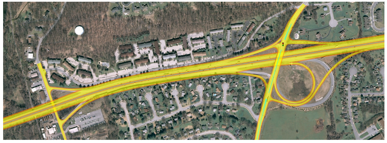 pa 113 and norwood road interchanges